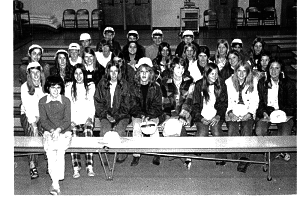 Safety Town Volunteers 1972
